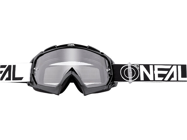 ONeal B-10 Goggles hvid/sort